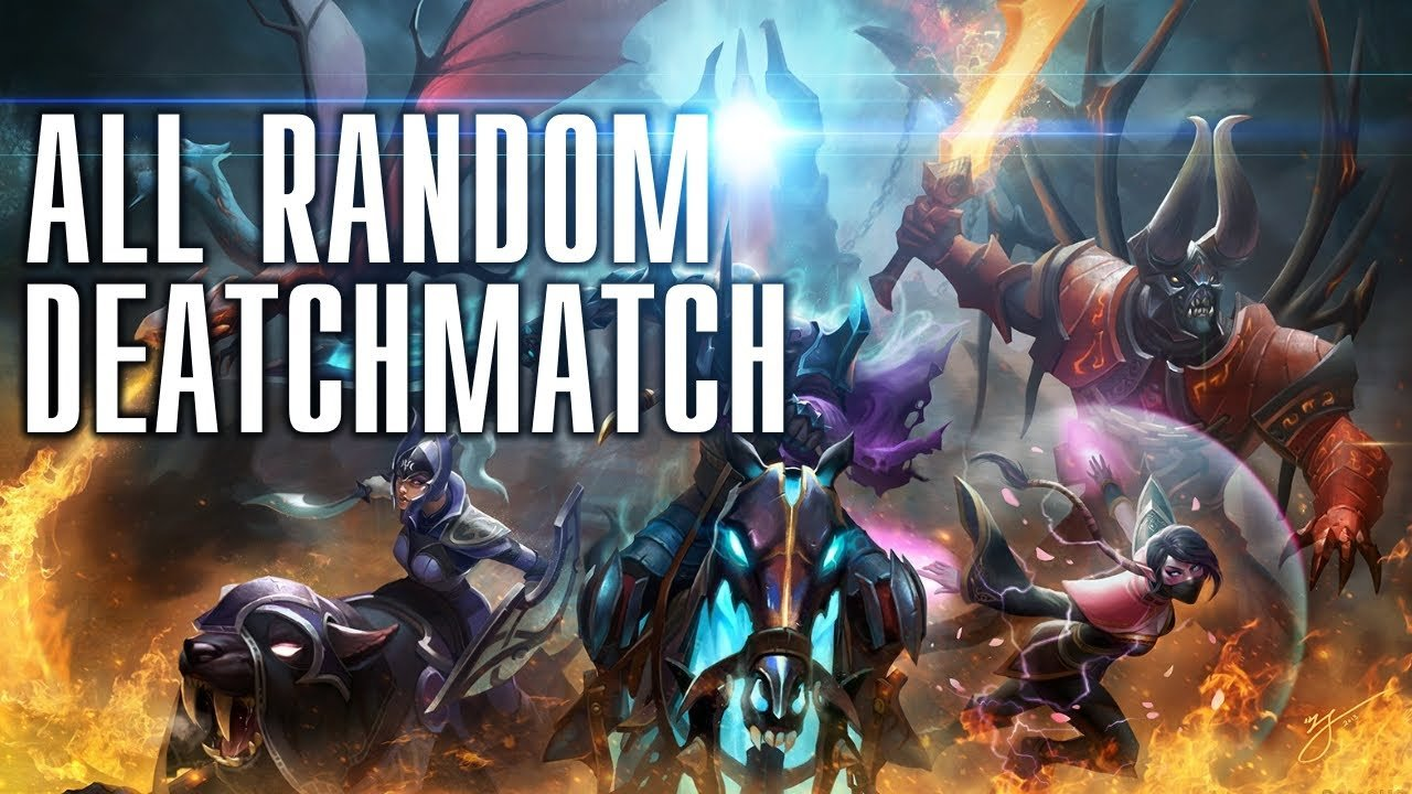 All Random Deathmatch